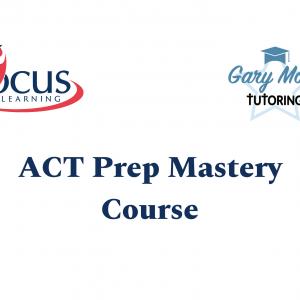 ACT Prep Mastery Course