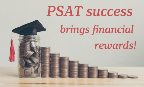 Financial Benefits of Taking the PSAT
